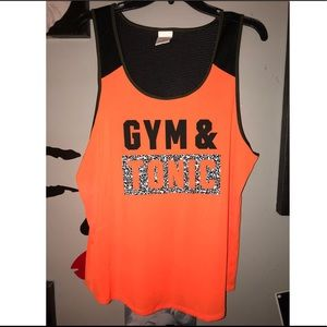 PINK Victoria's Secret gym shirt